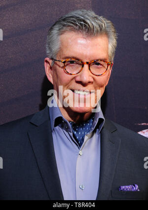 Los Angeles, California, USA 14th May 2019  Michael Buffer attends Los Angeles Premiere of HBO Films' Deadwood on May 14, 2019 at Cinerama Dome in Los Angeles, California, USA. Photo by Barry King/Alamy Live News - Stock Photo