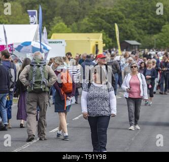 Exeter, Devon, UK. 16th May 2019 Crowds in their thousands on the first day of the Devon County Show, at the Westpoint Showground, Exeter Credit: Photo Central/Alamy Live News - Stock Photo