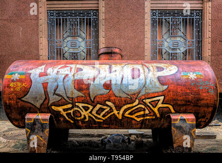 Hip Hop Cuba - Stock Photo