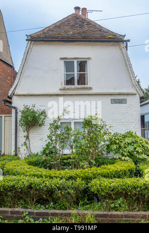 A cottage which was once the studio of the famous painter John Constable. - Stock Photo