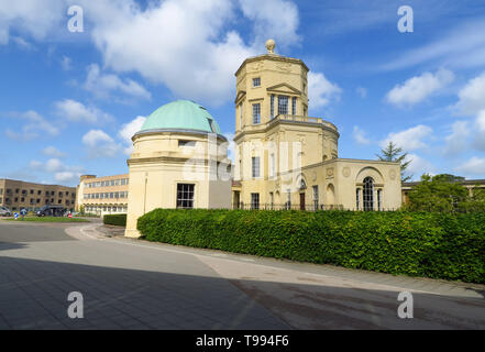 The 18th Century former  Radcliffe Observatory on the Green Templeton site, part of Oxford University, Woodstock Road, Oxford. - Stock Photo