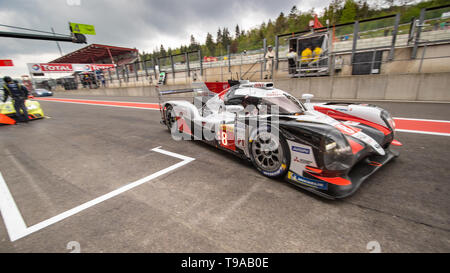 Friday practice, WEC Total 6 Hours of Spa-Francorchamps 2019 - Stock Photo