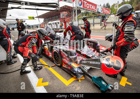 Friday practice, WEC Total 6 Hours of Spa-Francorchamps - Stock Photo