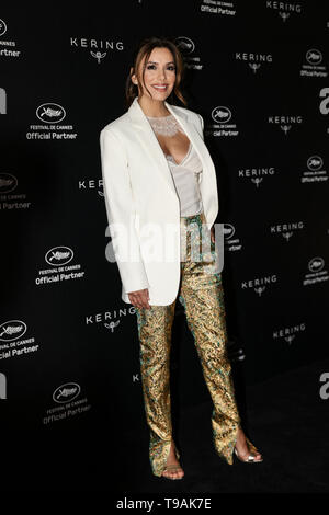 CANNES, FRANCE - MAY 16: Eva Longoria attends the Kering Women in Motion Talk with Eva Longoria Photocall during the 72nd annual Cannes Film Festival on May 17, 2019 in Cannes, France. Photo: Lyvans Boolaky/imageSPACE/MediaPunch - Stock Photo