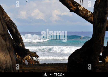 Best surf spot in the north coast of the Dominican Republic