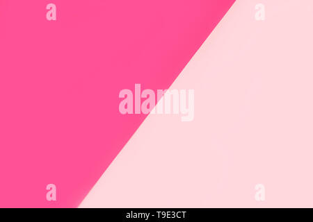 Closeup paper colorful background of pink and light color - Stock Photo