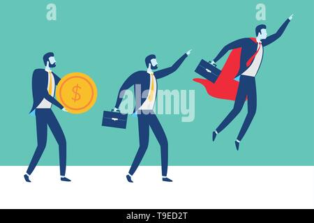 people business success - Stock Photo