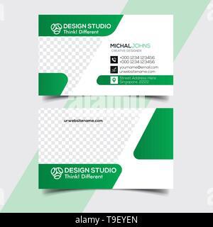 Modern Creative Business Template Design