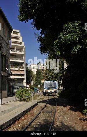 Nizza,  Chemins de Fer Provence - Stock Photo
