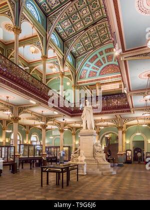 Dr Bhau Daji Lad City Museum, Mumbai, India - Stock Photo