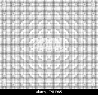 Outline Geometric Abstract Minimalist Monochrome Fence Grid Shapes Background  Texture Pattern - Stock Photo