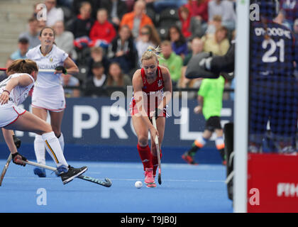 19th May 2019 Lee Valley London England Fih International Womens
