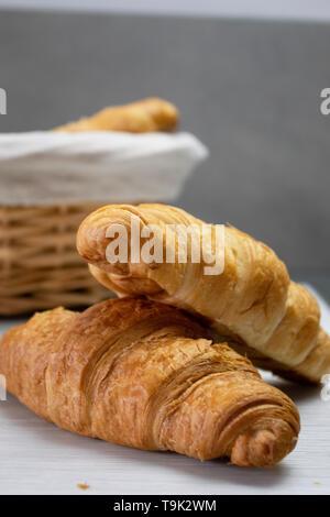 Croissant - Stock Photo
