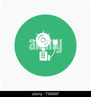 Alarm, Alert, Bell, Fire, Intruder - Stock Photo