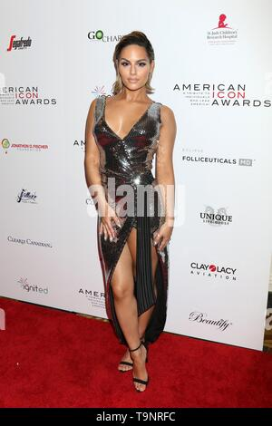 Beverly Hills, CA. 19th May, 2019. Pia Toscano at arrivals for The American Icon Awards Gala, The Beverly Wilshire Hotel, Beverly Hills, CA May 19, 2019. Credit: Priscilla Grant/Everett Collection/Alamy Live News - Stock Photo