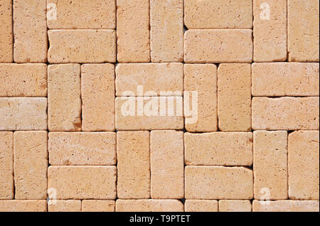 Pavement Texture. Old Textured Background. - Stock Photo