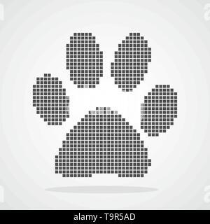 Pixel Pattern Reindeer 25 25 Premium Free