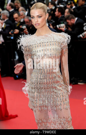 Cannes, France. 20th May, 2019. arrives to the premiere of ' LA BELLE EPOQUE ' during the 2019 Cannes Film Festival on May 20, 2019 at Palais des Festivals in Cannes, France. ( Credit: Lyvans Boolaky/Image Space/Media Punch)/Alamy Live News - Stock Photo