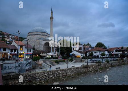 Prizren old town, Kosovo - Stock Photo