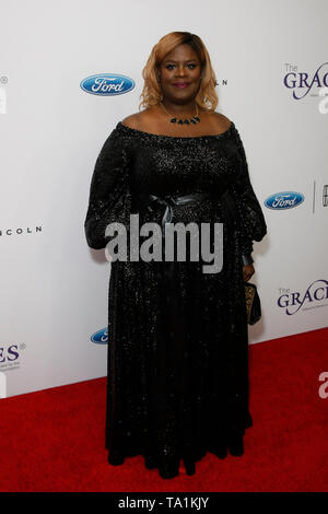 Los Angeles, CA, USA. 21st May, 2019. Retta attends the 44th Annual Gracie Awards at the Beverly Wilshire Hotel on May 21 2019 in Beverly Hills CA. Credit: Cra Sh/Image Space/Media Punch/Alamy Live News - Stock Photo