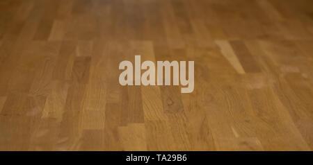 Wood laminate parquet floor texture room .Parquet flooring is arranged in a long and clean line.Vertical Parquet Flooring - Stock Photo