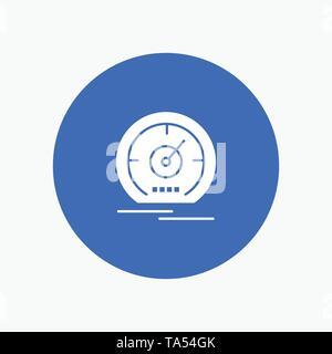 Gauge, Dashboard, Meter, Speed, Speedometer - Stock Photo
