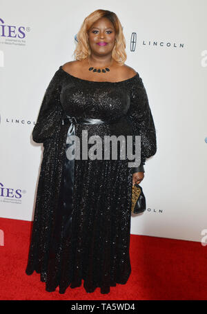 Los Angeles, USA. 21st May, 2019. Retta attends the 44th Annual Gracies Awards, hosted by The Alliance for Women in Media Foundation at the Beverly Wilshire Four Seasons Hotel on May 21, 2019 in Beverly Hills, California. Credit: Tsuni/USA/Alamy Live News - Stock Photo