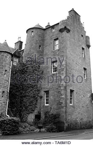 Dornoch, Scotland - Stock Photo