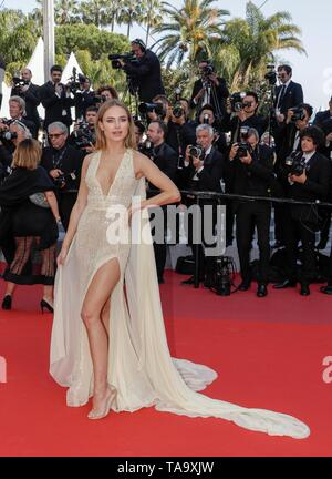 Kimberly Garner,2019 CANNES - Stock Photo