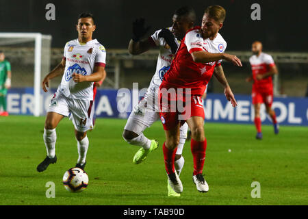 BUENOS AIRES, 23.05.2019: Alexis Mac Allister during the match between Argentinos Juniors and Deportes Tolima for the 2nd round of Conmebol Sudamerica - Stock Photo