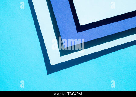 Blue abstract background and texture Stock Photo