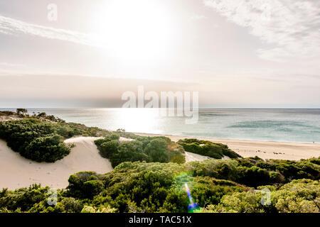 Italy, Sardinia, Piscinas, beach - Stock Photo