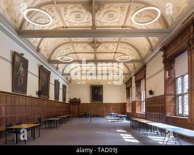Examination School, Oxford University, UK - Stock Photo