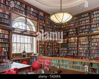 Christ Church Library, Oxford University, UK - Stock Photo
