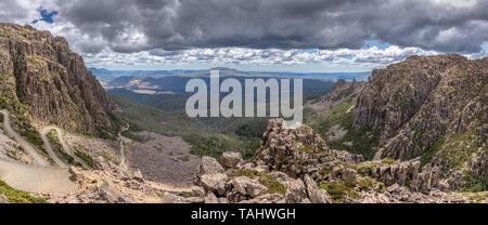 Ben Lomond National Park, Tasmania - Stock Photo