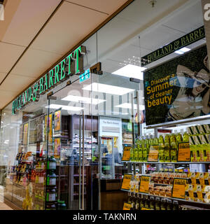 Holland And Barrett High Street Health Food Retail Outlet Shop