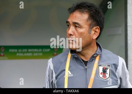 The head coach of Mexico national soccer team Argentinian Gerardo