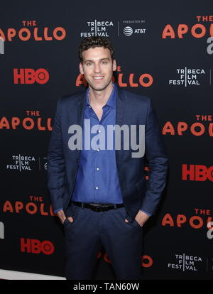 2019 Tribeca Film Festival, presented by AT&T, Opening Night with the World Premiere of the HBO Documentary film The Apollo  Featuring: Ido Samuel Where: New York, New York, United States When: 24 Apr 2019 Credit: Derrick Salters/WENN.com - Stock Photo
