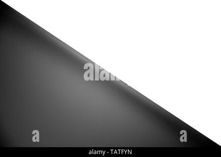 Abstract blurred gradient mesh background in bright white and steel colors. Smooth template background - Stock Photo