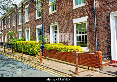 Westgate Hill Hill Terrace, Newcastle upon Tyne, England - Stock Photo