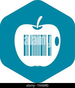 Code to represent product identification icon - Stock Photo