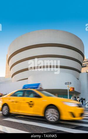 Solomon R. Guggenheim Museum, Manhattan, New York, USA