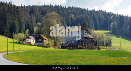 old Black Forest Farm near Hinterzarten, Germany