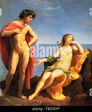 Guido Reni - Bacchus Ariadne 1619 - Stock Photo