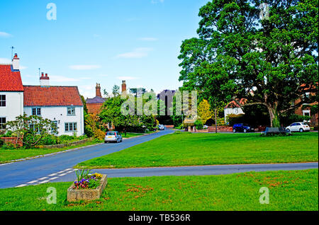 Alborough, North Yorkshire, England - Stock Photo