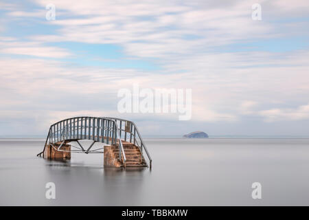 Dunbar, East Lothian, Scotland, UK, Europe - Stock Photo