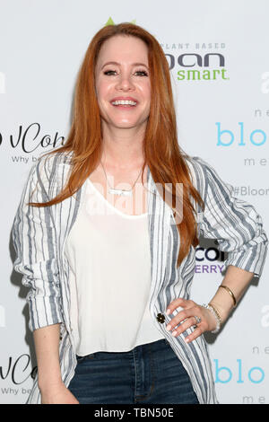 June 1, 2019 - Beverly Hills, CA, USA - LOS ANGELES - JUN 1:  Amy Davidson at the 2nd Annual Bloom Summit at the Beverly Hilton Hotel on June 1, 2019 in Beverly Hills, CA (Credit Image: © Kay Blake/ZUMA Wire) - Stock Photo