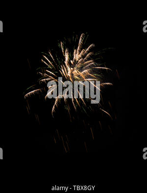Fireworks background picture