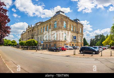 GOTHA, GERMANY - CIRCA MAY, 2019: Herzogliches Museum of Gotha in Thuringia, Germany - Stock Photo