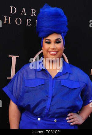 Hollywood, California, USA 4th June 2019 Patrick Starr attends the World Premiere of 20th Century Fox's 'Dark Phoenix' on June 4, 2019 at TCL Chinese Theatre IMAX in Hollywood, California, USA. Photo by Barry King/Alamy Live News - Stock Photo